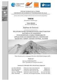 enregistrement haute resolution des massifs dunaires