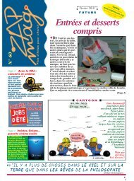 Zap Mag n°60.qxp - (CRIJ) Limousin