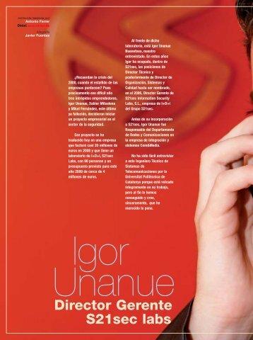 Igor Unanue