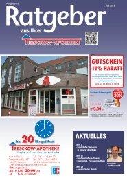 AKTUELLES GUTSCHEIN - Tresckow-Apotheke