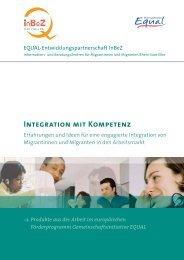 Integration mit Kompetenz - ESF in Bremen