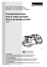 Portable Band Saw Scie à ruban portable Sierra de banda portátil