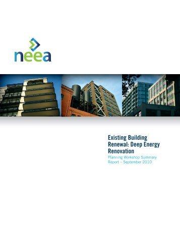 Existing Building Renewal: Deep Energy Renovation - BetterBricks