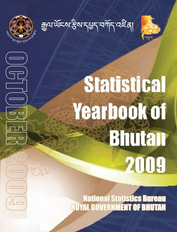 National Statistics Bureau - Gross National Happiness Commission