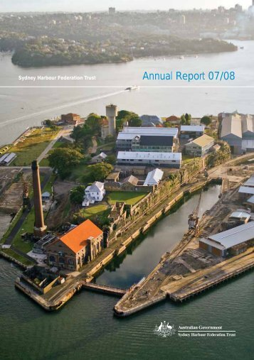 Executive Director's Summary and The Harbour Trust (PDF - 623.26 ...