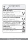 Quicher NJ-Serie BEDIENUNGSANLEITUNG - HS-Technik - Page 5