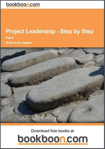 Project Leadership - Step by Step Language English ... - Tutorsindia
