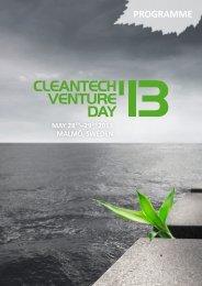 See the invitation - Copenhagen Cleantech Cluster