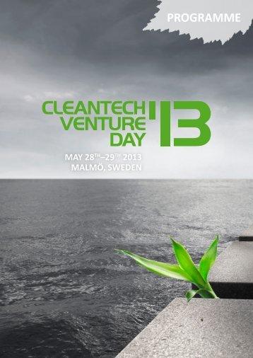 See the invitation - Copenhagen Cleantech Cluster
