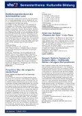 Programm Volkshochschule - Volkshochschule der Stadt Schenefeld - Seite 7