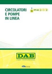 Catalogo completo DAB - Certened