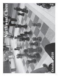 201010 - Northwest Chess!