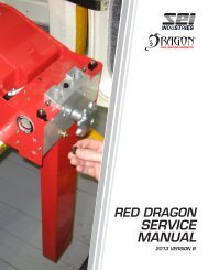 Red Dragon Service Manual - SEI Industries Ltd.