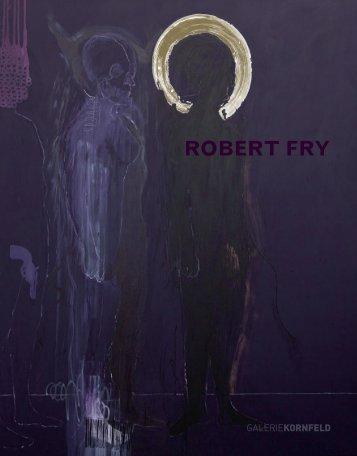 ROBERT FRY - Galerie Kornfeld