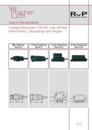 710 Syscon-Stecksysteme - RvP Rudolf von Prusky