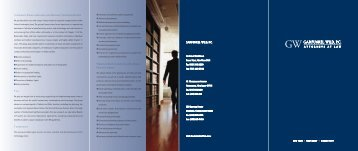 GWT Brochure 100704 - Garfunkel Wild, PC