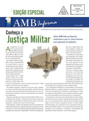 EDIÇÃO ESPECIAL - AMB