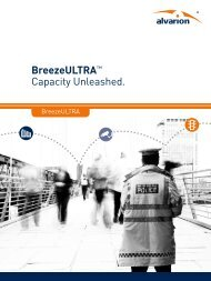 BreezeULTRA™ Capacity Unleashed.