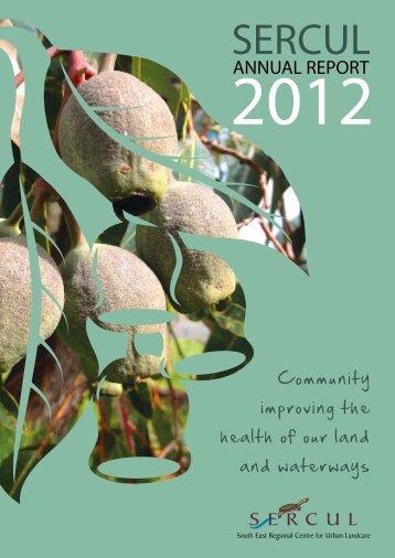 Annual Report 2012.pdf - SERCUL
