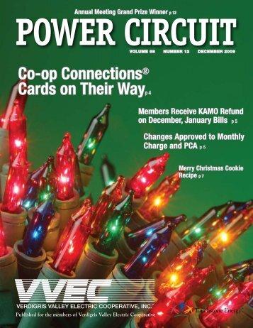 Power CirCuit - Verdigris Valley Electric Cooperative, Inc.