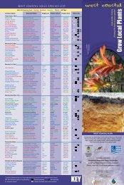 Local Plant Guide - SERCUL
