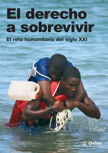 El derecho a sobrevivir - Oxfam International