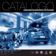 EQUIPAGGIAMENTO OFFICINA - Omcn S.p.A.