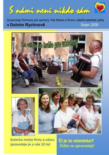 Srpen - DOP - HC sro, Dolní Rychnov
