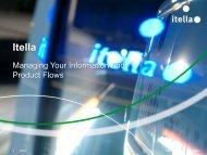 Group Presentation (pdf) - Itella Corporation