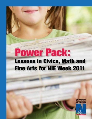 Lessons in Civics, Math and Fine Arts for NIE Week 2011