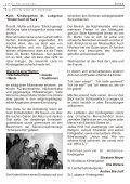 3. Jhg. - Heft 6 - Weihnachten 2007 - Heilig-Kreuz - Page 6