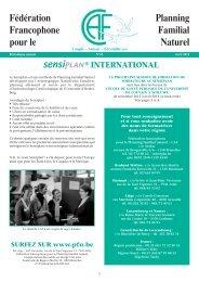 PFN Newsletter 2012 - Arbeitsgruppe NFP