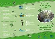 Local Waterway Studies brochure - SERCUL