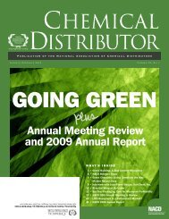 GOING GReeN - NACD