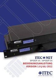 2 System configuration - Itec