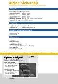 Alpine Sicherheit - Seite 6