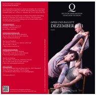 Monatsplan Dezember 2011 - IOCO