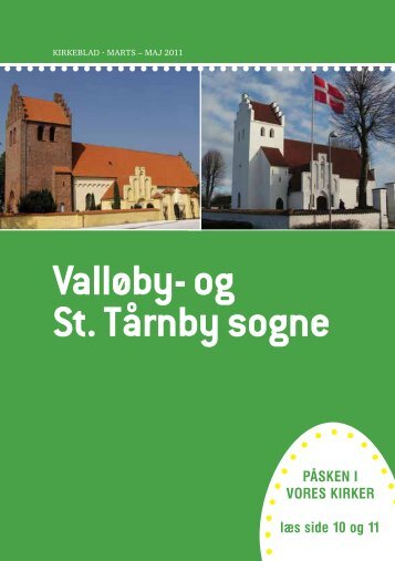 Valløby- og St. Tårnby sogne - tryggevaeldeprovsti.dk