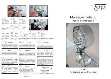 Montageanleitung (PDF) - Top-Light