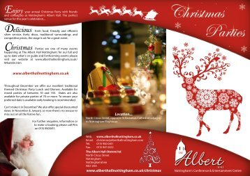 Christmas - Things to do in Nottinghamshire