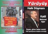 DÜŞMANDIR!.. Mehmet Ağar - Yürüyüş