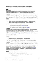 Artikelsgewijze toelichting op de verordening burgerinitiatief