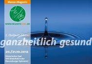 Messe-Magazin - Heilnetz OWL