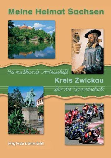 Heimat- und Sachkunde Kreis Zwickau - Meine Heimat
