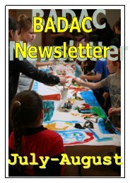 Jul/Aug - BADAC