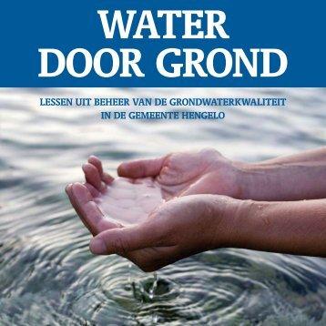PP5312 Eindrapport Water door Grond - Soilpedia