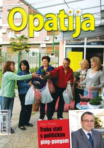 Treba stati s političkim ping-pongom - Opatija.net