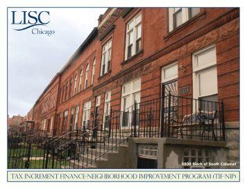Tax Increment Finance-Neighborhood Improvement ... - LISC Chicago