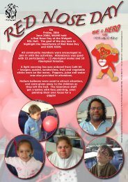Red Nose Day - WAMS