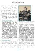 Das Schloss und seine bewegte Geschichte - in Spiez - Seite 5